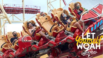 Power 95.3 wants to send you to Universal Orlando Resort!