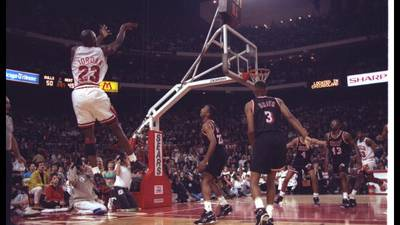 Photos: 23 photos of Michael Jordan through the years